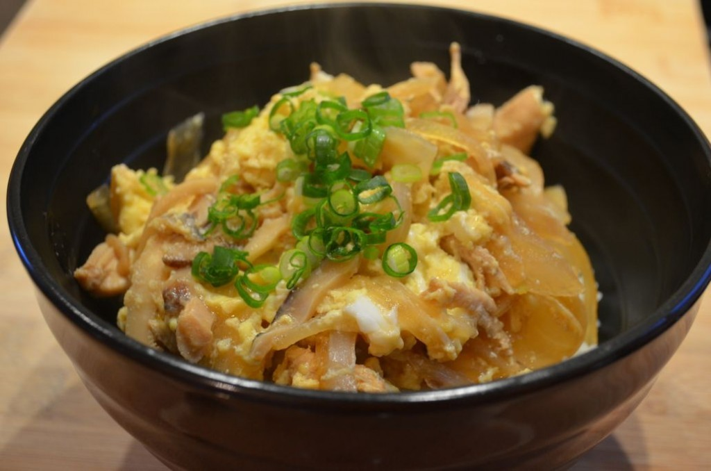 Donburi bowl